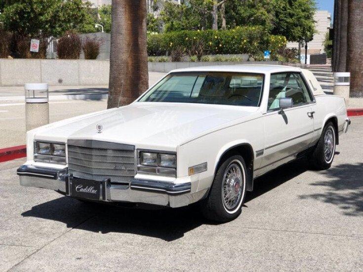 1983 cadillac eldorado for sale near glendale california 91203 classics on autotrader 1983 cadillac eldorado for sale near glendale california 91203 classics on autotrader