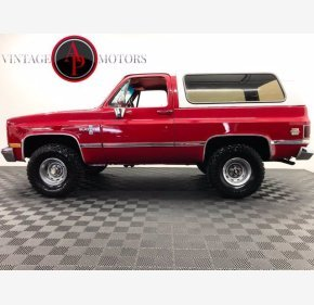 1983 Chevrolet Blazer for sale 101349130