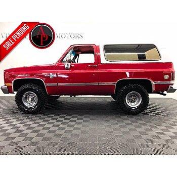 1983 Chevrolet Blazer for sale 101406467