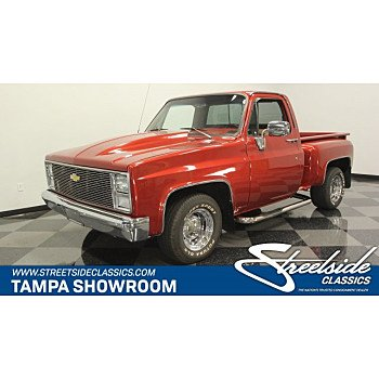 1983 Chevrolet C/K Truck for sale 101078296
