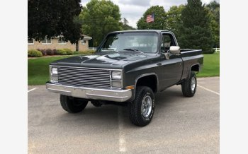 1983 Chevrolet C/K Truck for sale 101208863