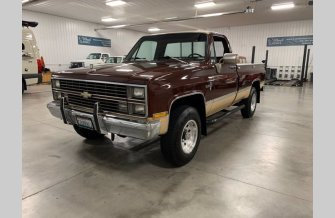 1983 Chevrolet C/K Truck 4x4 Regular Cab 2500 for sale 101383416