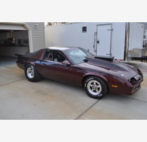 1983 Chevrolet Camaro Coupe for sale 101432160