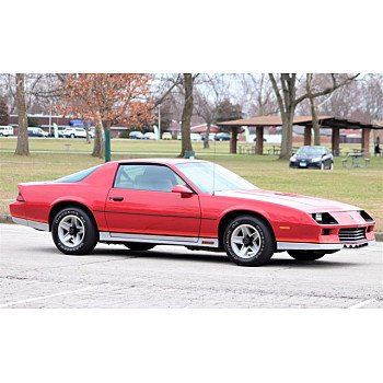 1983 Chevrolet Camaro Coupe for sale 101483792