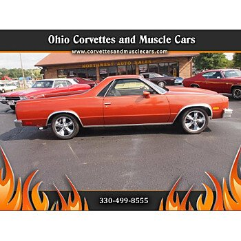 1983 Chevrolet El Camino V8 for sale 101039026