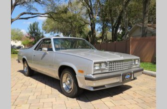1983 Chevrolet El Camino SS for sale 101460613