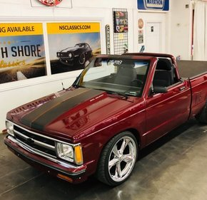 1983 Chevrolet S10 Pickup for sale 101307347