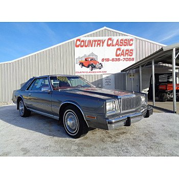 1983 Chrysler Cordoba for sale 100970468