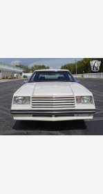 1983 Dodge Mirada for sale 101105728