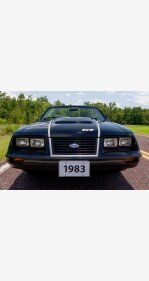 1983 Ford Mustang Convertible for sale 101311514