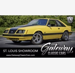 1983 Ford Mustang Hatchback for sale 101360553