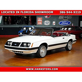 1983 Ford Mustang Convertible for sale 101614977