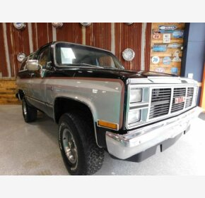 1983 GMC Jimmy for sale 101233629