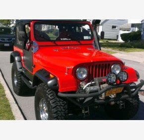 1983 Jeep CJ 7 for sale 101028067