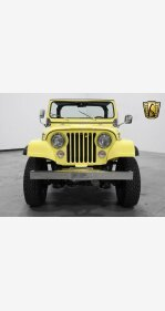 1983 Jeep CJ 7 for sale 101100257