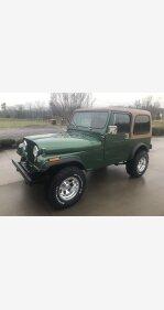 1983 Jeep CJ 7 for sale 101278230