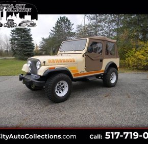 1983 Jeep CJ 7 for sale 101402973