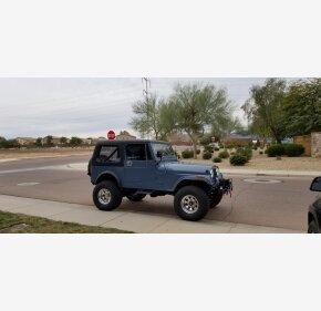 1983 Jeep CJ 7 for sale 101442365