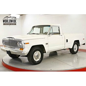 1983 Jeep Pickup for sale 101237107