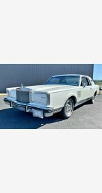 1983 Lincoln Continental for sale 101263000