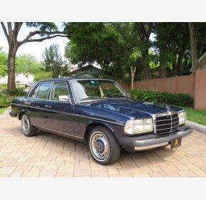 1983 Mercedes-Benz 240D for sale 101478475