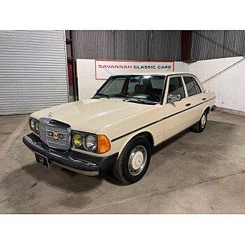 1983 Mercedes-Benz 240D for sale 101609866