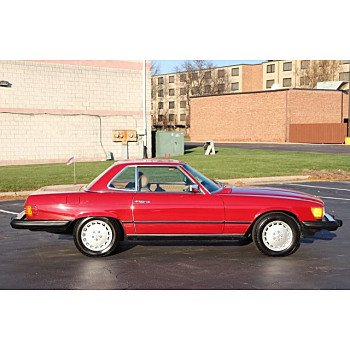 1983 Mercedes-Benz 380SL for sale 101061221