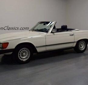 1983 Mercedes-Benz 380SL for sale 101031805