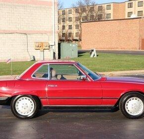 1983 Mercedes-Benz 380SL for sale 101061221