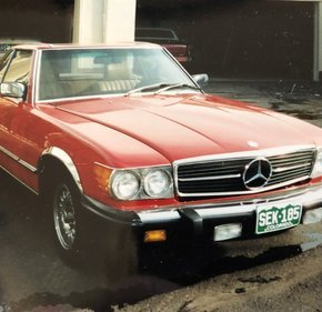 1983 Mercedes-Benz 380SL for sale 101066933