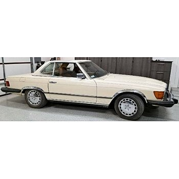 1983 Mercedes-Benz 380SL for sale 101199451