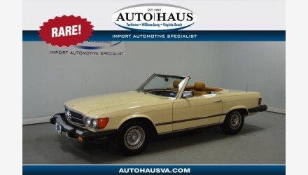 1983 Mercedes-Benz 380SL for sale 101235474