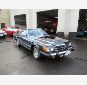 1983 Mercedes-Benz 380SL for sale 101276201