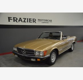 1983 Mercedes-Benz 380SL for sale 101280511