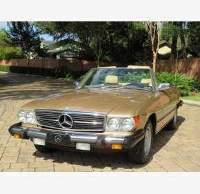1983 Mercedes-Benz 380SL for sale 101388320