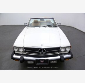 1983 Mercedes-Benz 380SL for sale 101396279