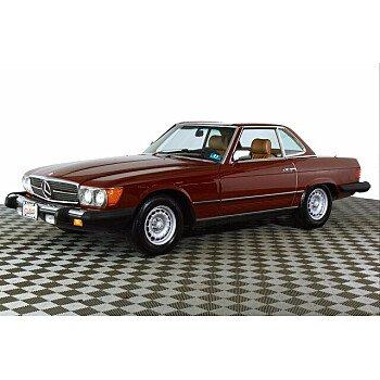 1983 Mercedes-Benz 380SL for sale 101423188