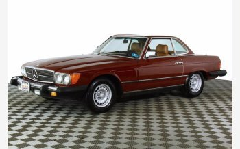 1983 Mercedes-Benz 380SL for sale 101423188
