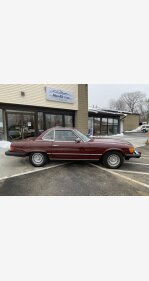 1983 Mercedes-Benz 380SL for sale 101452619