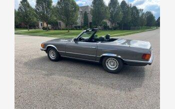 1983 Mercedes-Benz 380SL for sale 101618495