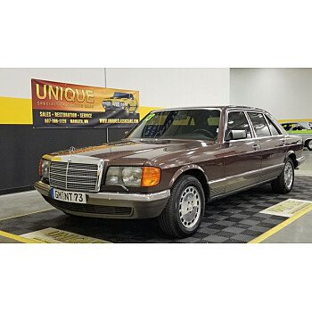1983 Mercedes-Benz 500SEL for sale 101384381