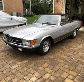 1983 Mercedes-Benz 500SL for sale 101054870