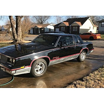 1983 Oldsmobile Cutlass Supreme Hurst/Olds Coupe for sale 101121869