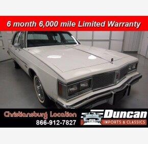 1983 Oldsmobile Ninety-Eight Regency for sale 101013755
