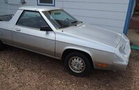 1983 Plymouth Scamp for sale 101174570