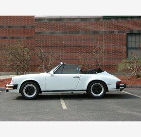 1983 Porsche 911 SC Cabriolet for sale 101125130
