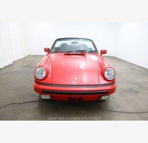 1983 Porsche 911 SC Cabriolet for sale 101306015