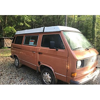1983 Volkswagen Vanagon Camper for sale 101047501