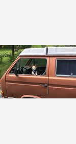 1983 Volkswagen Vanagon Camper for sale 101083670