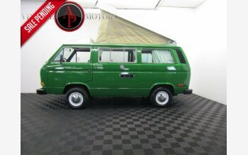 1983 Volkswagen Vanagon Camper for sale 101299730